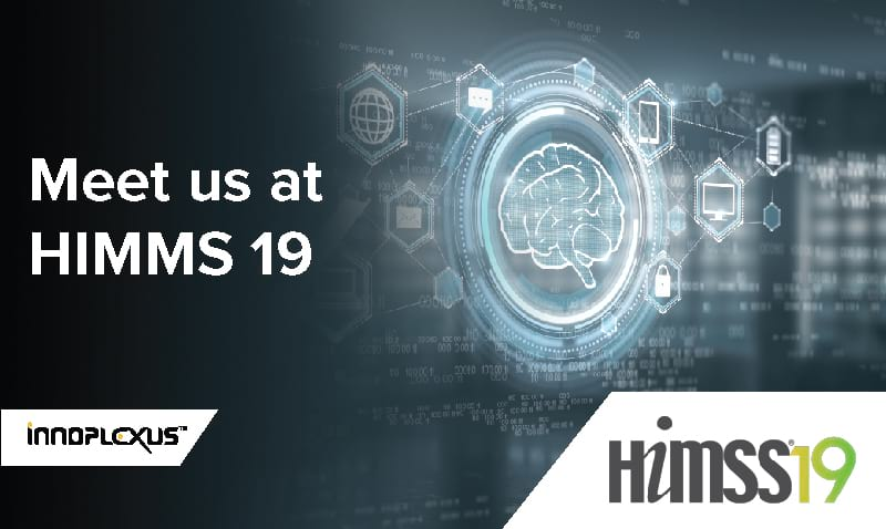 Meet us at HIMMS 19