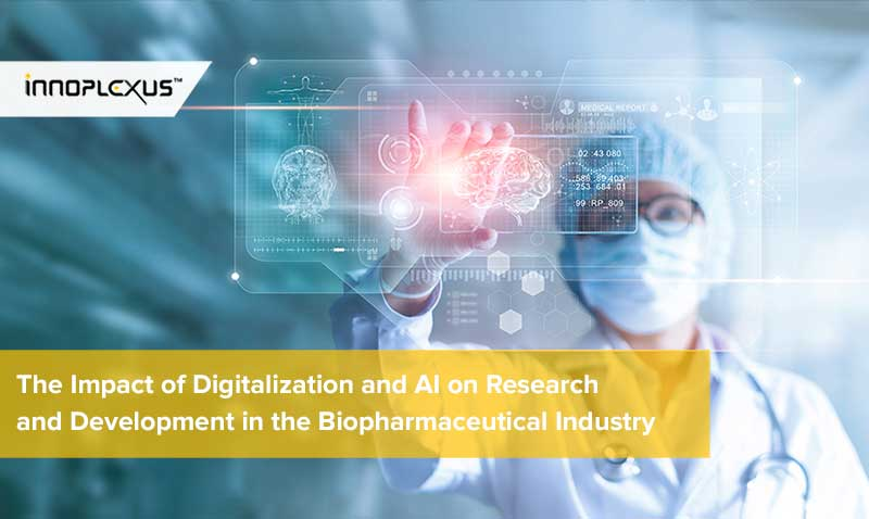 The Impact of Digitalization and AI on Research and Development in the Biopharmaceutical Industry