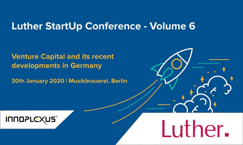Luther Startup Conference